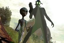 Alien Fun / by Michael Knight