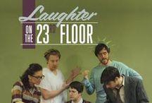 Laughter on the 23rd Floor / Laughter on the 23rd Floor at Metropolis Performing Arts Centre  July 10 - August 17, 2014 / by Metropolis Arts