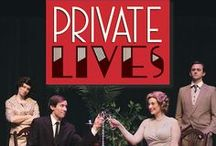 Private Lives / Private Lives at Metropolis Performing Arts Centre January 15 - February 15, 2015 / by Metropolis Arts