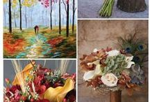 Fall Wedding Ideas / by Newport Tent Company