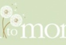 FCC Mom to Mom / A place for us to share inspiration, ideas, and encouragement  / by Apryl Kuhn