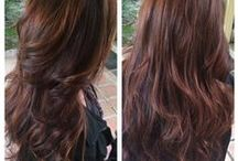 hair color and styles / hair color and hairstyles / by stephanie conde