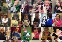 REUNITED YAY!! / Teddies we had listed who have been reunited with their families. YAY!! / by Teddy Bear Lost and Found Database