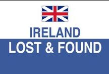 IRELAND - LOST & FOUND / These teddy bears and stuffed cuddly toy animals have all been lost or found by someone in Ireland. Contact: https://www.facebook.com/TeddyBearLostAndFound  / by Teddy Bear Lost and Found Database