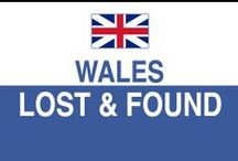 WALES - LOST & FOUND / These lost and found teddy bears and stuffed cuddly toy animals have all been lost or found by someone in Wales. Contact: https://www.facebook.com/TeddyBearLostAndFound  / by Teddy Bear Lost and Found Database