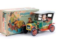 Vintage Tin Toys / My Collections n Others / by HAS