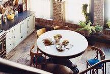 interior. / by Nina