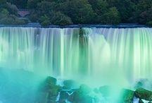 Waterfalls, Stunning / by Doreen Murphy