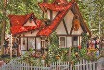Cozy Cottages, Cabins and Tree Houses / by Doreen Murphy