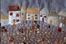Quilts....Häuser / by Monika Moser