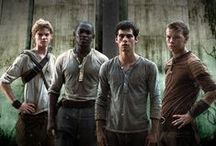 The Maze Runner / by Sparkie