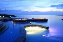 Collectiong of Royal Cliff's stunning pools / Photos of Royal Cliff's beautiful swimming pools. Royal Cliff Hotels Group is situated in Pattaya, Thailand.  / by Royal Cliff Group