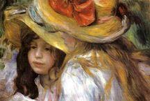 Pierre-Auguste Renoir  / by Andrew Yang