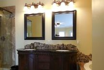 Bathrooms that are functional and fantastic / We spend more time in bathrooms that we probably care to admit. Why not have one that is both functional and fantastic? This board explores many options that are out there - something for everyone. / by The Inn At Defiance