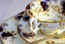 Teatime & Tableware / by Michele Deppe