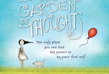 Dodinsky - In the Garden of Thoughts / IN THE GARDEN OF THOUGHTS - Dodinsky's book of inspiration is coming in April 2013! / by Sourcebooks