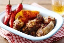 Caribbean Style Cooking / Caribbean-style cuisine, but also curries and exotic food from all over the world / by April Duncan