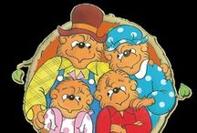 Berenstain Bears / Celebrate the collaboration of Berenstain Bears and Put Me in the Story! Put your child into new stories of the beloved Berenstain Bears family:  http://www.putmeinthestory.com/ / by Sourcebooks