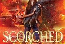 """Dragon Fever / If you love dragons, check out Mari Mancusi's """"Scorched"""" when it hits shelves this fall! / by Sourcebooks"""