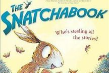 What Book Would You Read to the Snatchabook? / The Snatchabook is coming to your house - and he wants to read with you! @Sourcebooks staffers shares some of their favorite children's books to read aloud. / by Sourcebooks