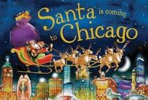 Santa Is Coming to Town! / Santa is coming to towns across the country this Christmas, in these bestselling children's books. Here are some of our favorite holiday traditions from across the U.S.A.!  Find out if Santa is coming to your town: http://www.sourcebooks.com/spotlight/santa-is-coming-to-town.html / by Sourcebooks