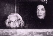 Grey Gardens & The Bouvier's ~  / by Julie Kirby