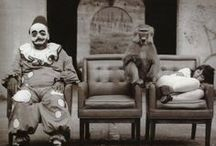 Circus & Harlequin / by Pan Peter