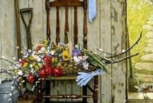 Vignette love..... / Pretty, sweet, lovely, delightful, dainty, lacy, vintage, etc.etc...... / by Janet Josselyn