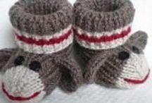 Baby knitting / by Josette Drapeau Mazerolle