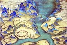 Cartógrafo / by J. E. Bruce, SF/F author