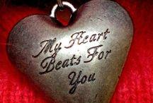 ~*HEARTS*~ / by ~*TINA S. ADORNO*~