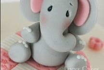 Cake  toppers / by Luz Quintal