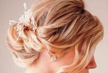 Wedding Hairstyle / by Chili Lo