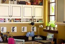 Home Office Ideas / by Kimberly Deas