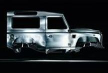 Land Rover DEFENDER 90 / by Oky Gaol