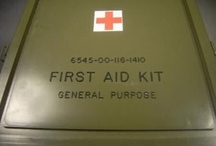 First Aid / by Mike Pomeroy