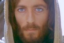 Saviour / We don't know what he looked like but I heard he has blue eyes. This is a collection of pictures showing how he may have looked. / by Joyce Lloyd