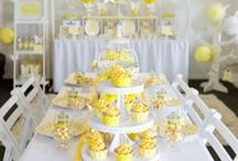 Yellow Birthday Party / by Krista