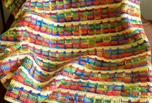 Crochet - Afghans/Blankets / by Dirk Gibson