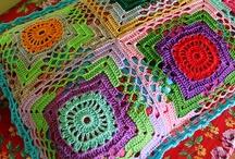 Crochet - Motifs / crochet motifs and appliques / by Dirk Gibson