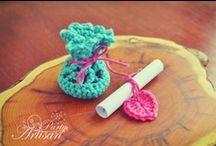 Strings of My Heart / Crochet Hearts / by Dirk Gibson