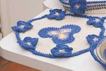 Crochet - Kitchen and Bath / by Dirk Gibson