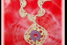Crochet - Jewelry / by Dirk Gibson