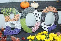 Halloween! / Halloweenie craft ideas! / by The Odd Broad