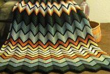 Crochet - Blankets #3 / by Dirk Gibson