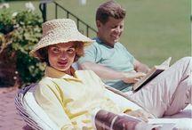 Jackie Kennedy / by Patricia O'Neill