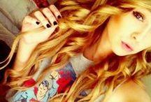 Pretty girls, hair, fashion / by hello beauty