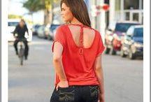 Jeans grande taille femme ronde mode / Jeans spéciales rondeurs, coupe curve pour remonter les fesses et le confort du ventre. / by Mode Grande taille