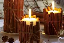 Candle things! / by Natalia ***