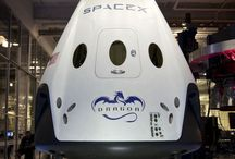 Space / The future of humanities access to space belongs to the private sector. Godspeed SpaceX! / by Philip Kikel